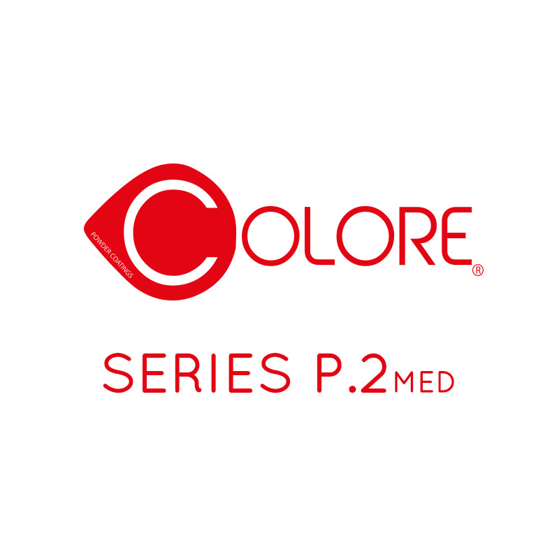 Colore P.2 MED Series Epoxy-Polyester